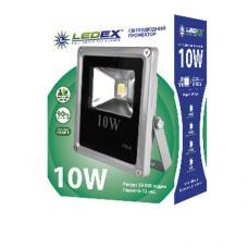 Светодиодный прожектор LedEX TL12726 10W ECO Slim