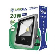 Светодиодный прожектор LedEX TL12727 20W ECO Slim