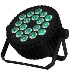Светодиодный прожектор 18x10W Free Color P1810-A RGBW