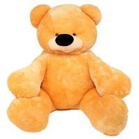 """Большой плюшевый медведь Алина """"Бублик"""" 120 см."""