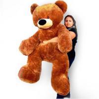 """Огромный плюшевый медведь Алина """"Бублик"""" 180 см."""