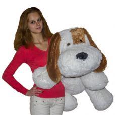 """Большая мягкая игрушка Алина Собака """"Шарик"""" 110 см."""