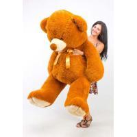 """Большой плюшевый медведь TeddyBoom """"Томми"""" 200 см. коричневый"""