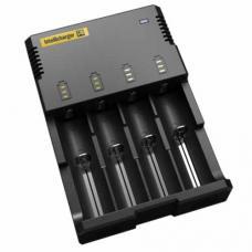 Зарядное устройство Nitecore Intellicharger i4