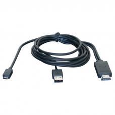 Адаптер SVEN MHL 5pin + USB 1,8m